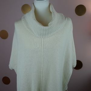 EXPRESS Knit Sweater Turtleneck Top